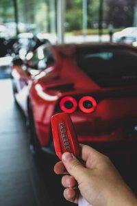 Alquiler coche de lujo y deportivo