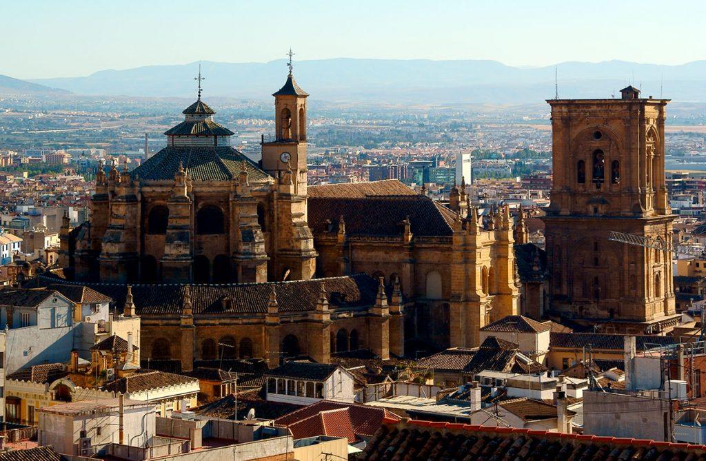 Catedral y Capilla Real de Granada