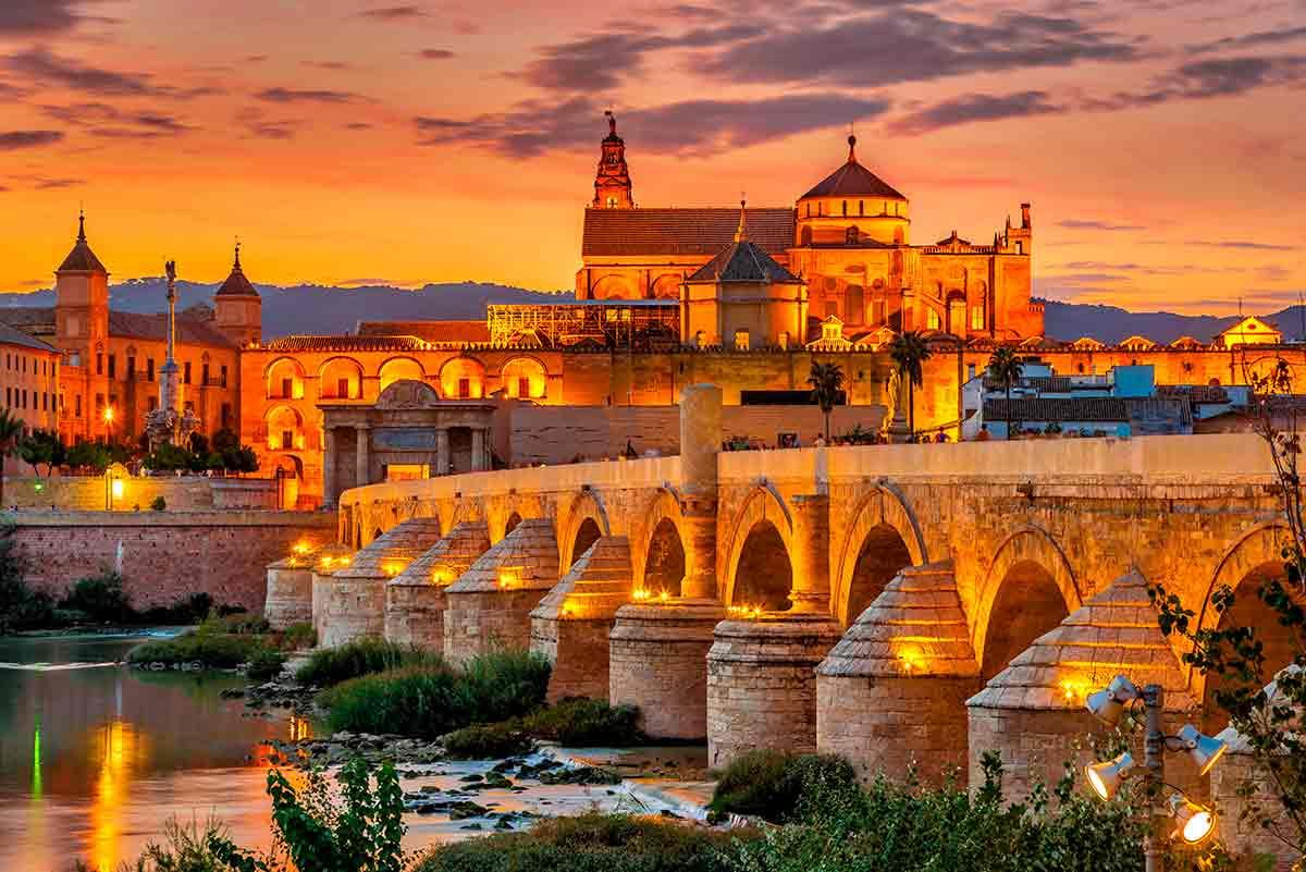 Puente Romano en Córdoba