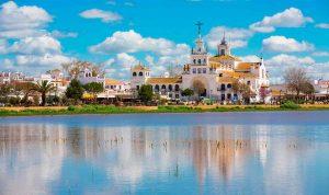 Romeria del Rocio en Huelva