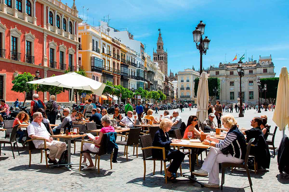 Tapeando por Sevilla