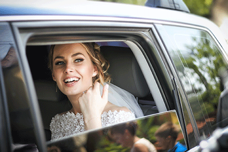 Transporte para bodas