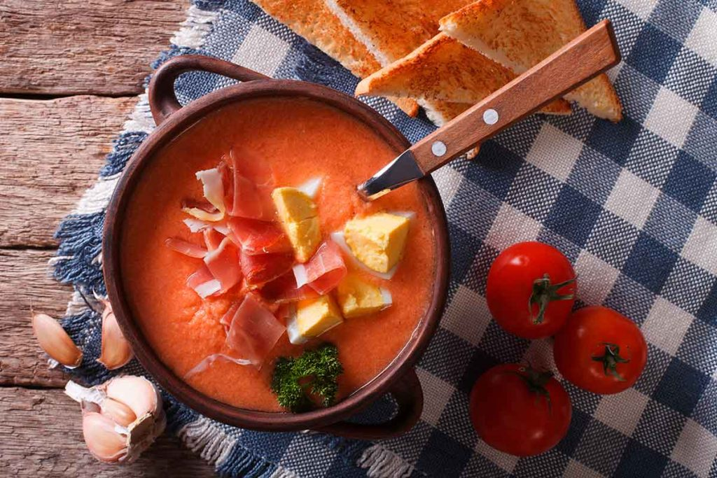 Comida típica de Andalucía