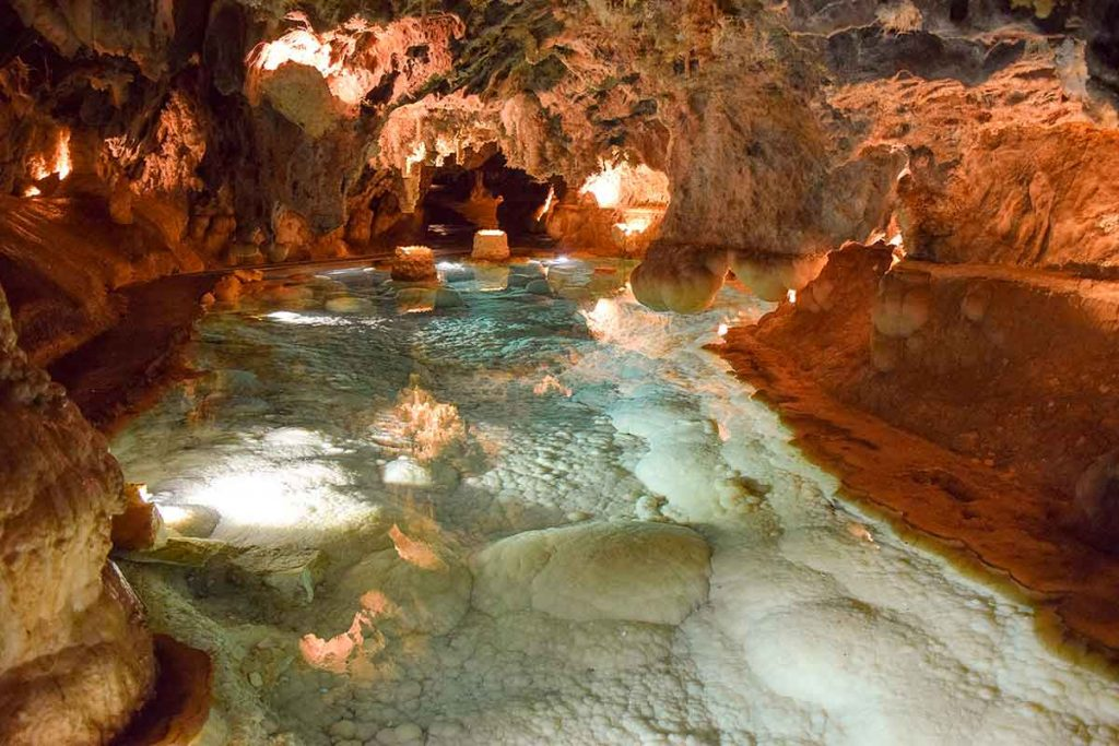La cueva de las Maravillas Aracena