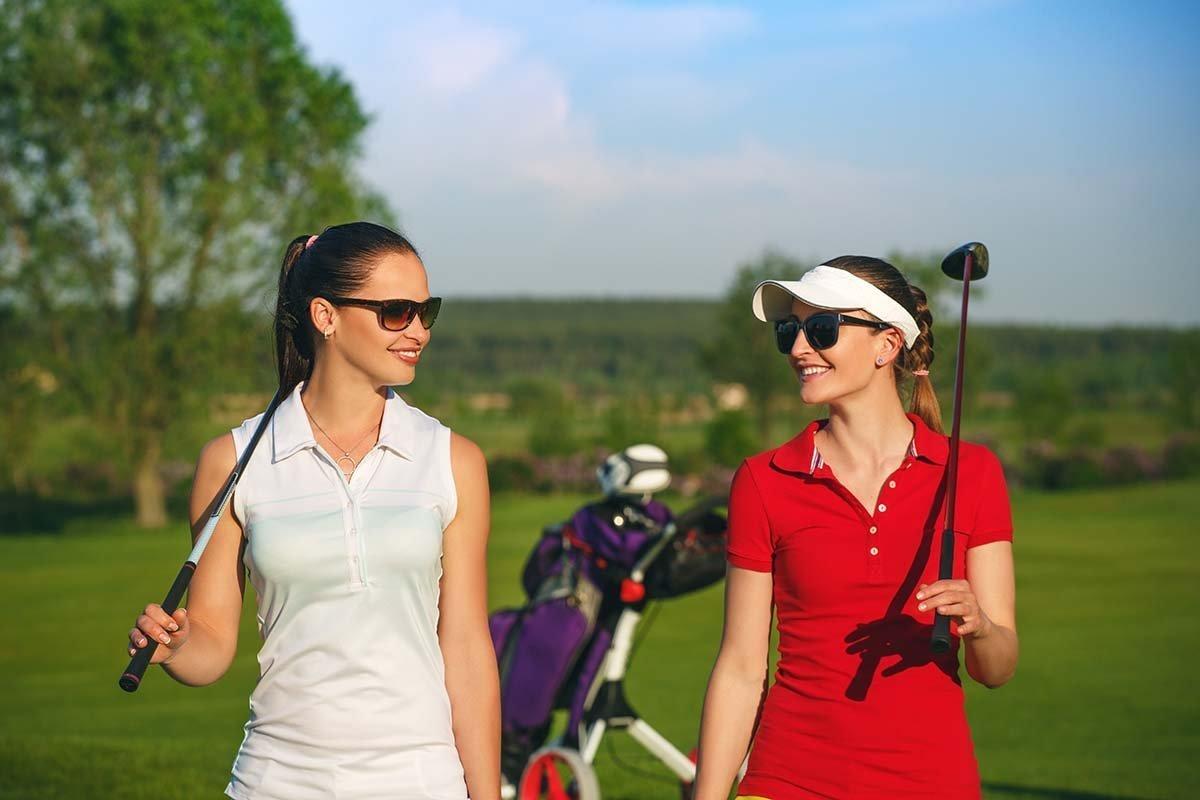 Practicar golf en Andalucía