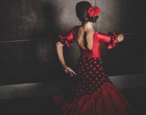 Bailarina de Flamenco