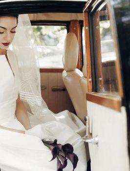 Alquiler coches clásicos de lujo para bodas