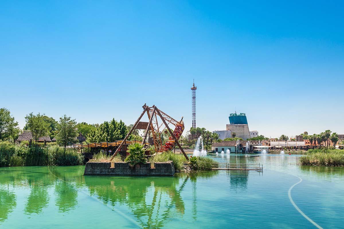 Parque Atracciones Andalucía