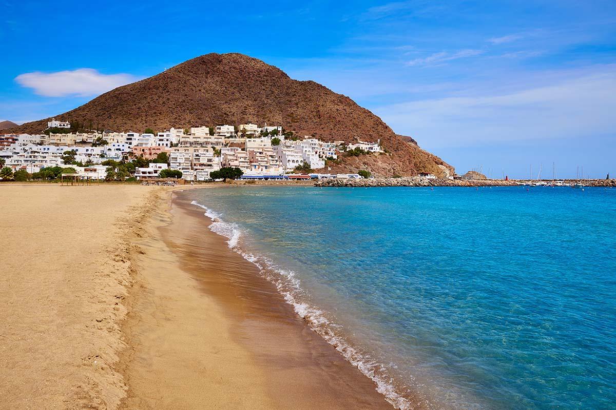 Playa de San Jose en Níjar, Almería