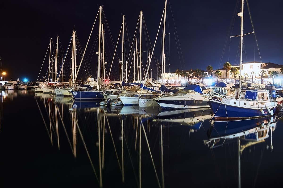 Marina Hercules en Ceuta