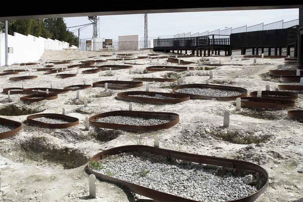 necropolis judia lucena